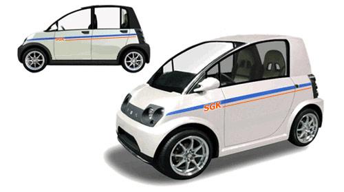 Designers Party : SGK electric-vehicle : Leo Motors
