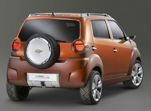 Designers Party Chevrolet Trax Concept Taewan Kim