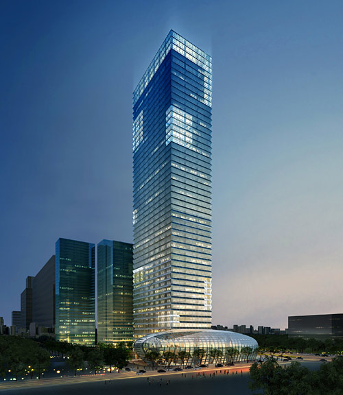 Top 30 Military Architecture Firms Building Design: Designers Party : Federation Of Korean Industries Head