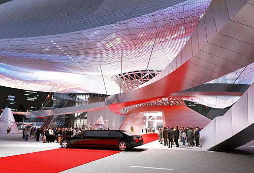 Cinema Center designers busan cinema center coop himmelb l au